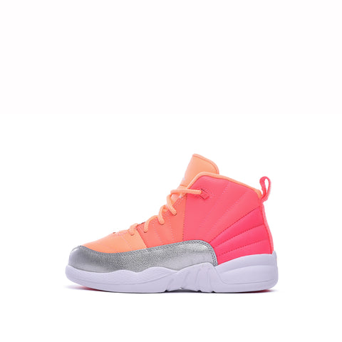 "AIR JORDAN 12 RETRO (PS) ""HOT PUNCH"""