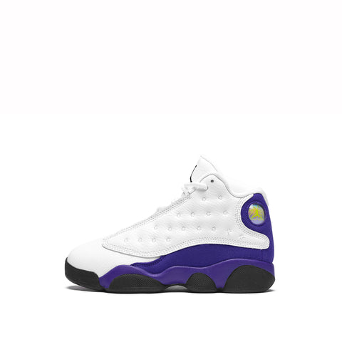 "AIR JORDAN 13 RETRO (PS) ""LAKERS"""