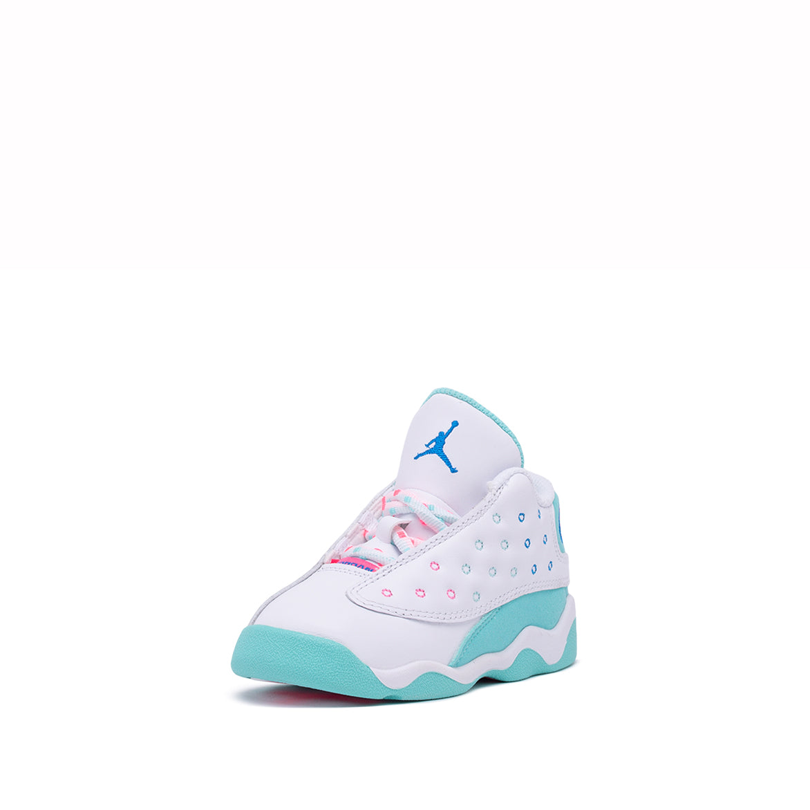 "AIR JORDAN 13 RETRO (TD) ""AURORA GREEN"""