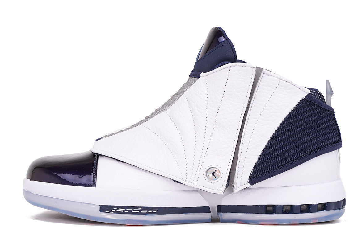 "AIR JORDAN 16 RETRO ""MIDNIGHT NAVY"""