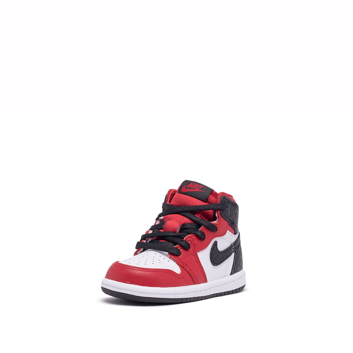 "AIR JORDAN 1 RETRO HIGH OG (TD) ""SATIN RED"""