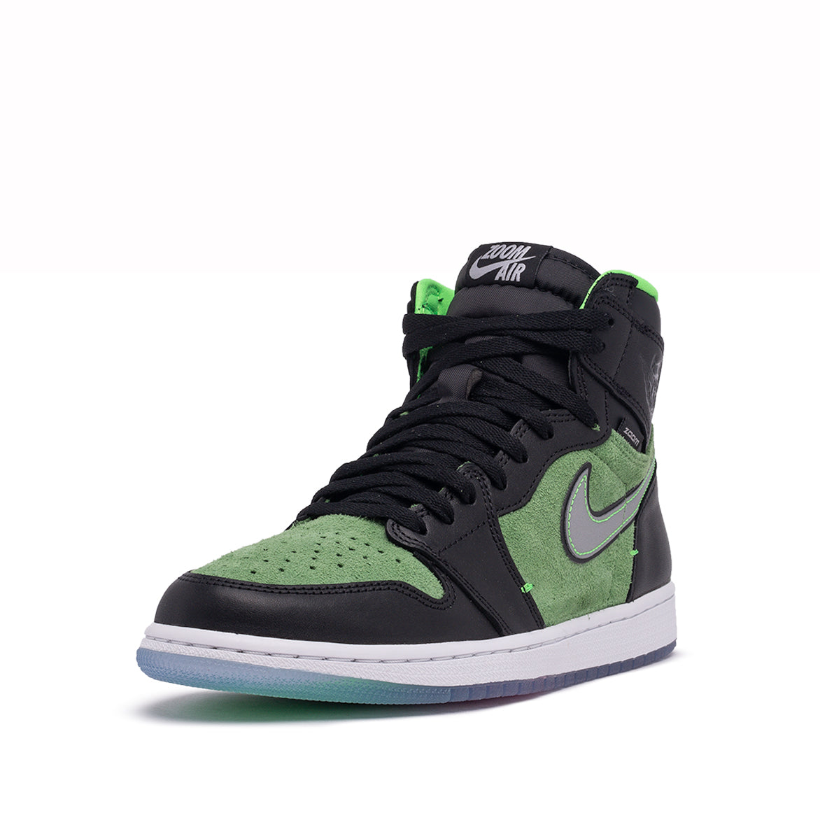 "AIR JORDAN 1 HI ZOOM AIR ""ZEN GREEN"""