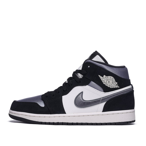 "AIR JORDAN 1 MID SE ""SMOKE GREY"""