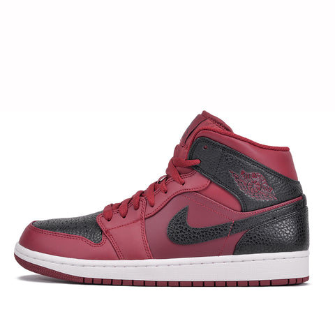 AIR JORDAN 1 MID - TEAM RED