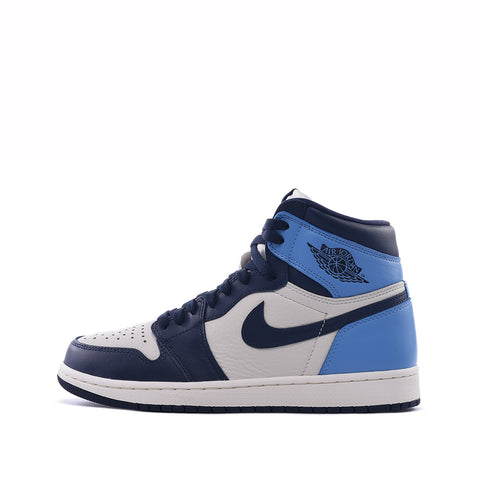 "AIR JORDAN 1 RETRO HIGH OG (GS) ""OBSIDIAN"""