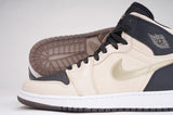 AIR JORDAN 1 RETRO HIGH HC (GS) - PEARL WHITE