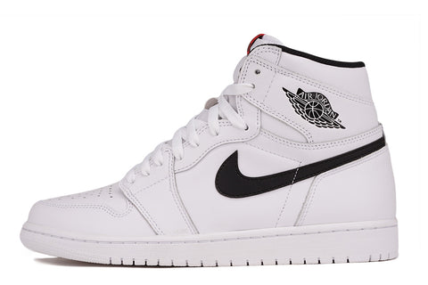 "AIR JORDAN 1 RETRO HIGH OG ""YIN YANG PACK"" - WHITE/BLACK"
