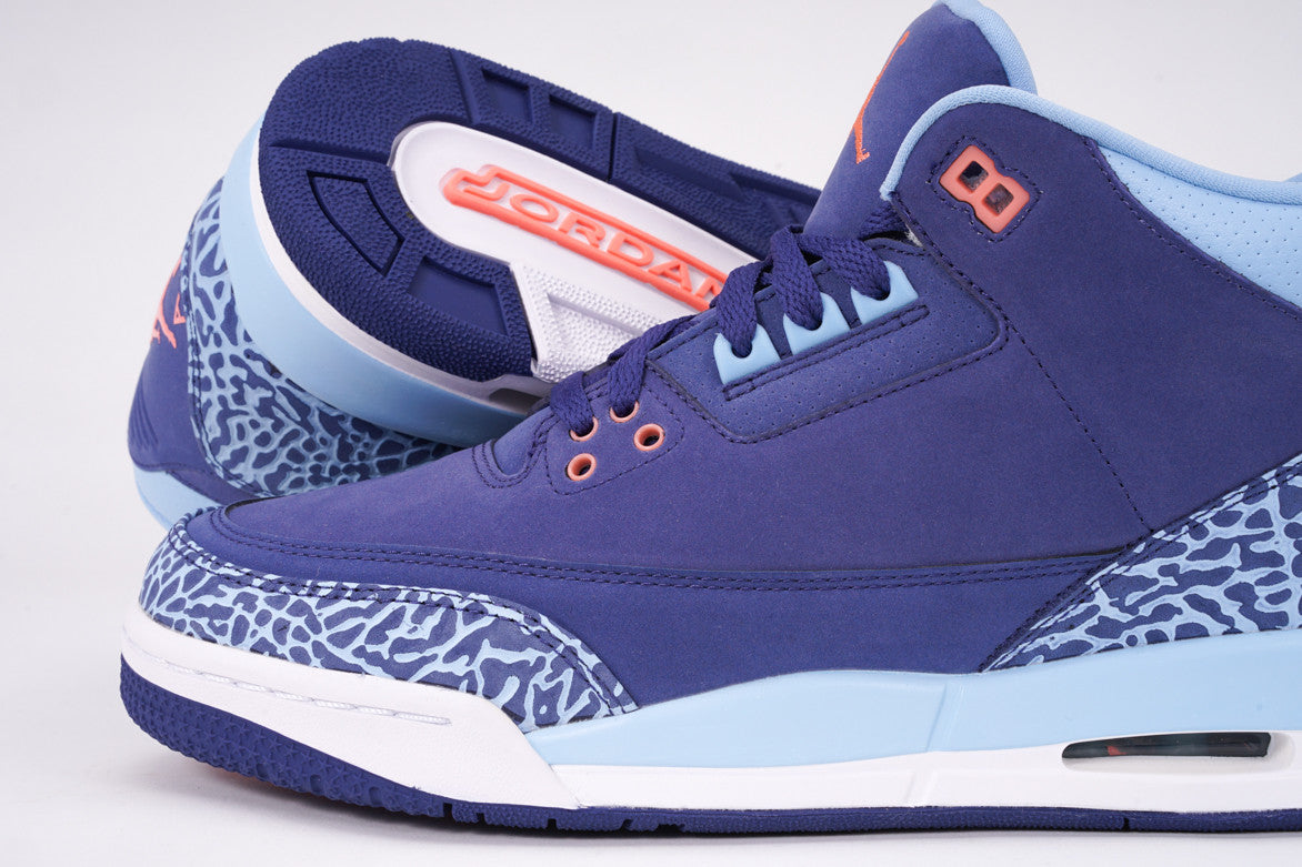 "AIR JORDAN 3 RETRO GG ""DARK PURPLE DUST"""
