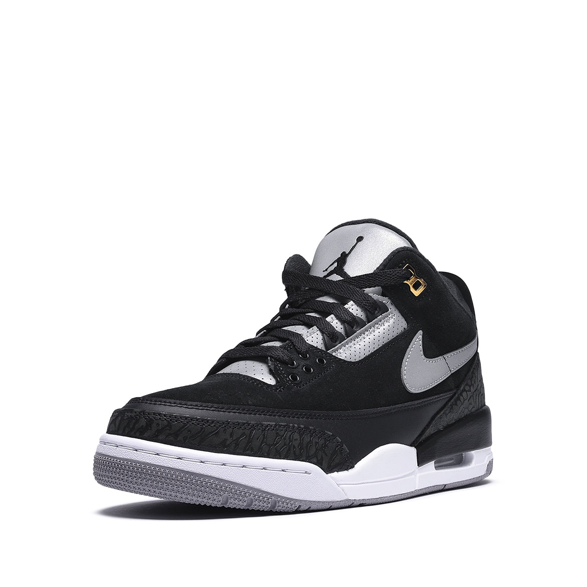 "AIR JORDAN 3 RETRO TINKER ""BLACK CEMENT"""