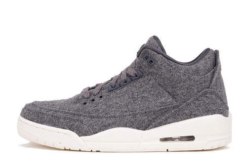 "AIR JORDAN 3 RETRO (GS) ""WOOL"""