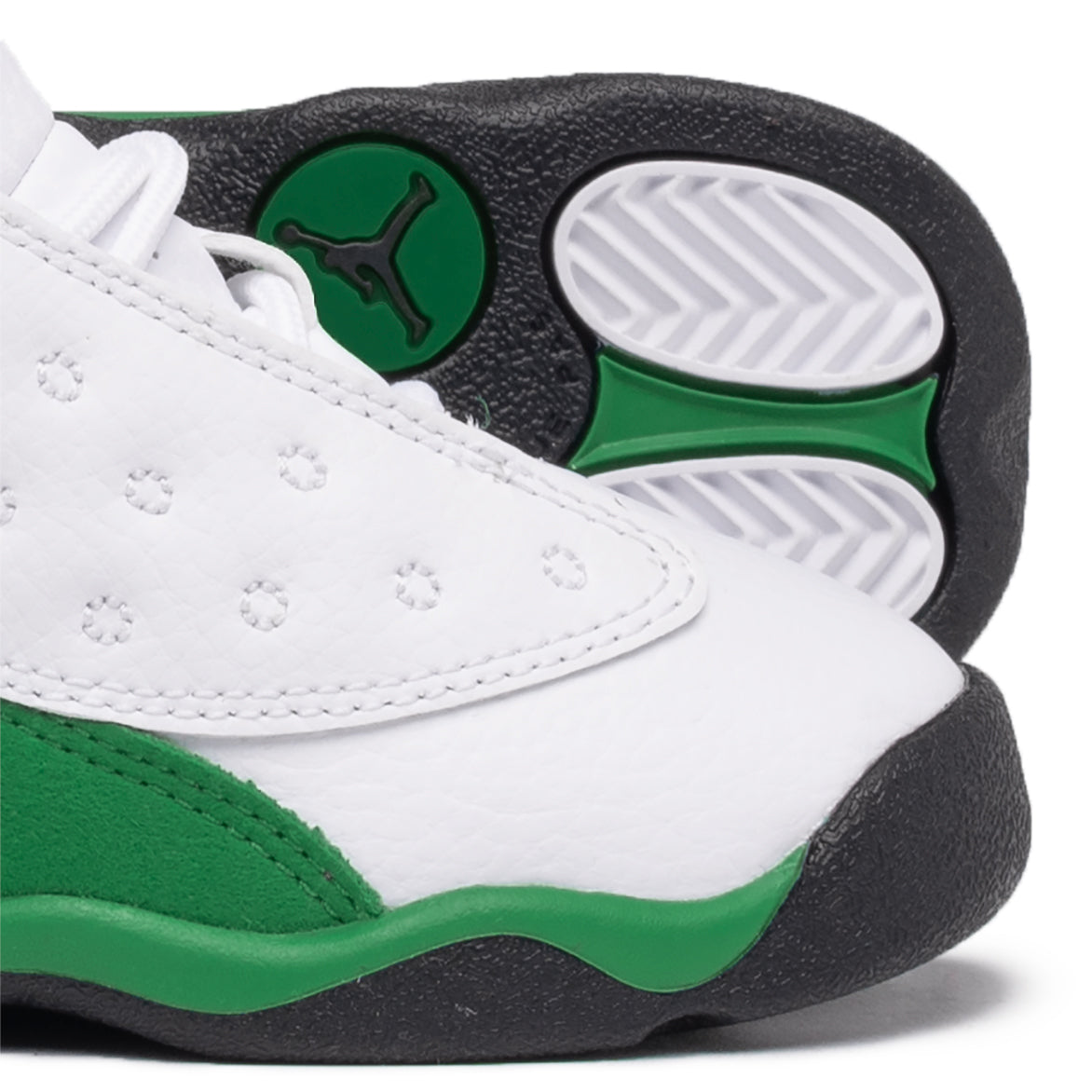"AIR JORDAN 13 RETRO (TD) ""LUCKY GREEN"""