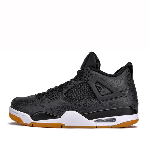 "AIR JORDAN 4 RETRO SE ""BLACK LASER"""