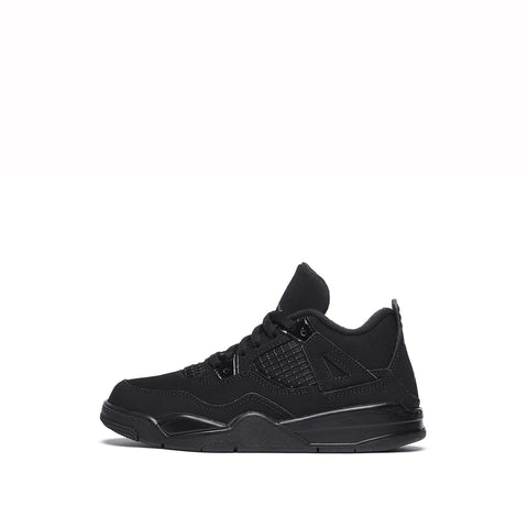 "AIR JORDAN 4 RETRO (PS) ""BLACK CAT"""