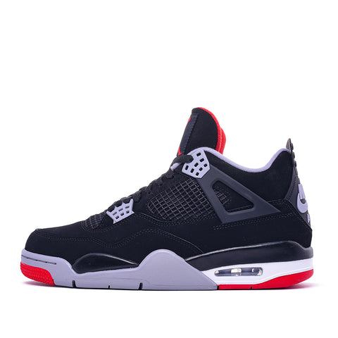 "AIR JORDAN 4 RETRO ""BRED"""