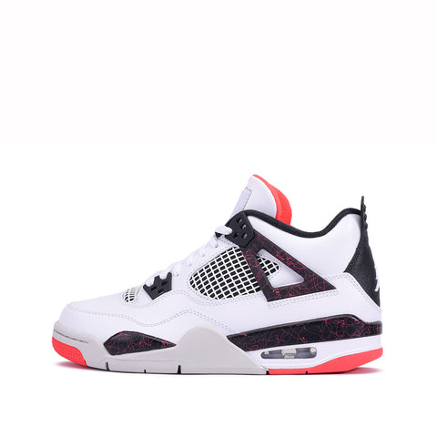 "AIR JORDAN 4 RETRO (GS) ""HOT LAVA"""