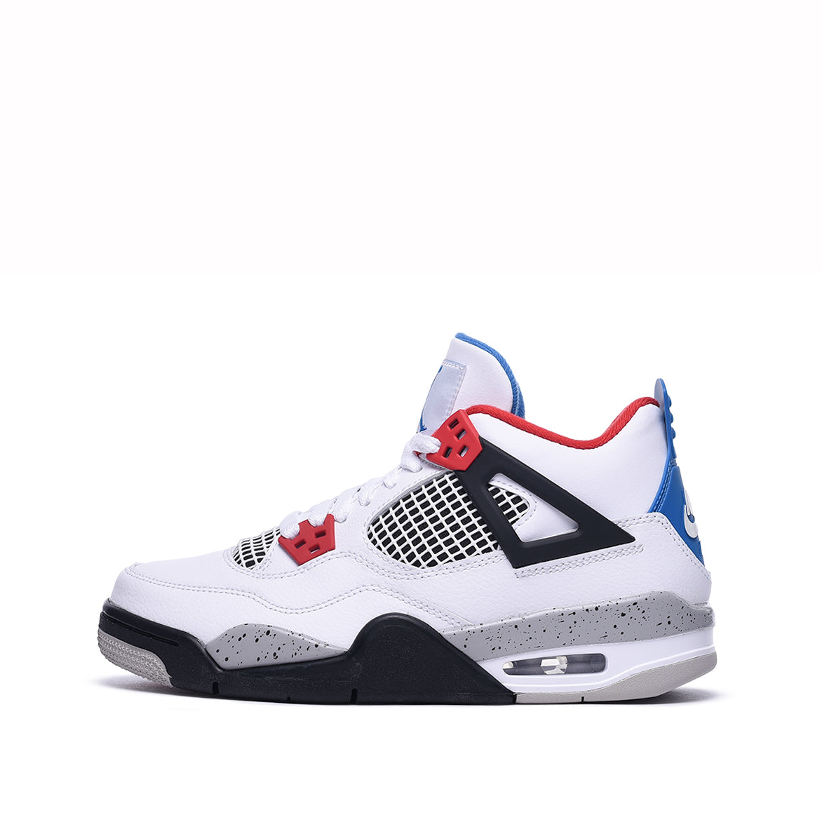 "AIR JORDAN 4 RETRO SE (GS) ""WHAT THE"""