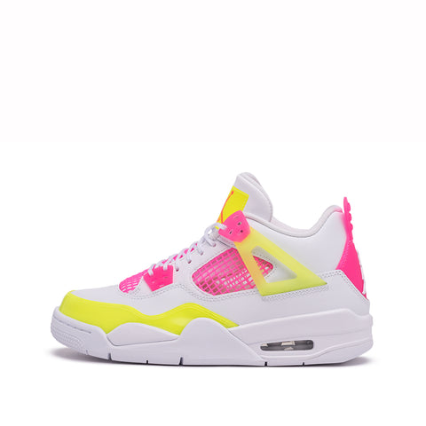 "AIR JORDAN 4 RETRO SE (GS) ""LEMON VENOM"""
