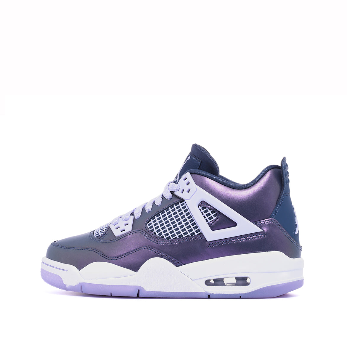 "AIR JORDAN 4 RETRO (GS) ""MONSOON BLUE"""