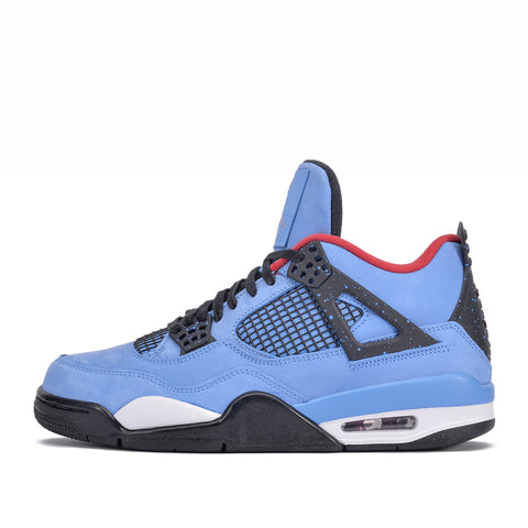 "TRAVIS SCOTT x AIR JORDAN 4 RETRO ""CACTUS JACK"""