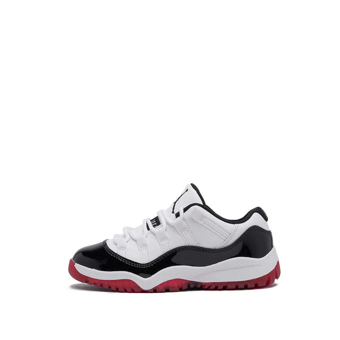 "AIR JORDAN 11 RETRO LOW (PS) ""GYM RED"""