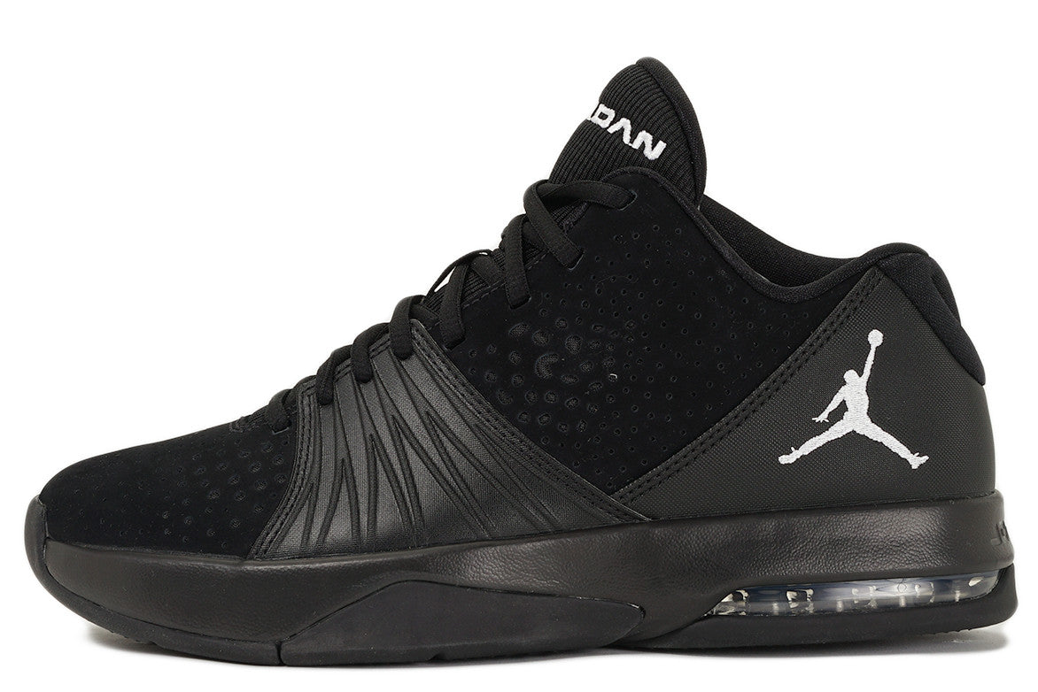 JORDAN 5 AM - BLACK / WHITE