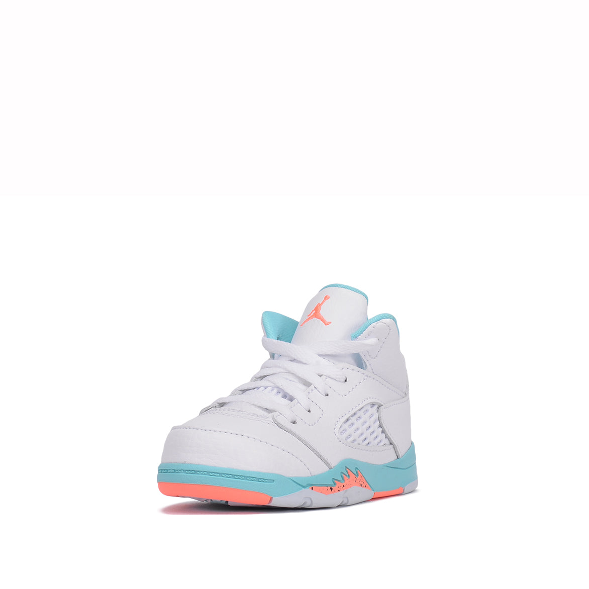 "AIR JORDAN 5 RETRO (TD) ""LIGHT AQUA"""