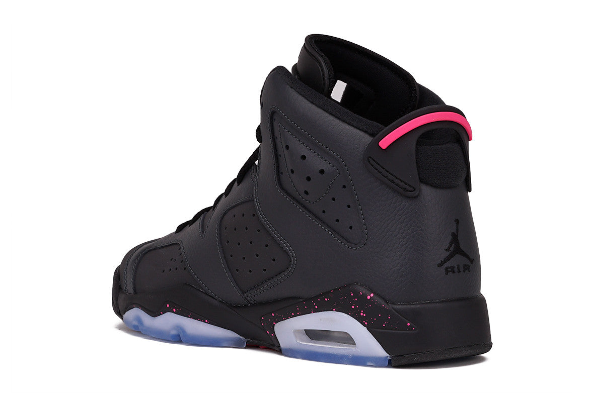"AIR JORDAN 6 RETRO (GS) ""HYPER PINK"""