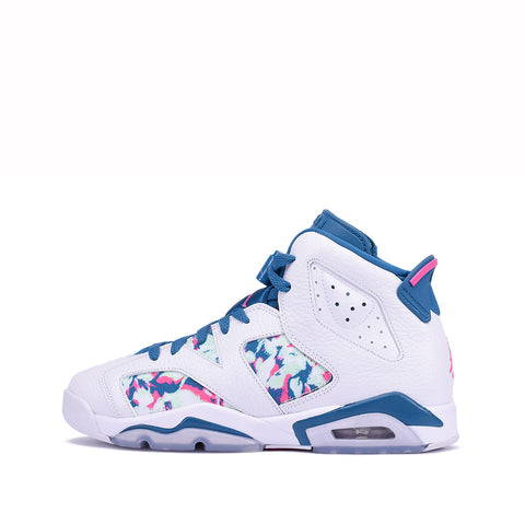 "AIR JORDAN 6 RETRO (GG) ""GREEN ABYSS"""