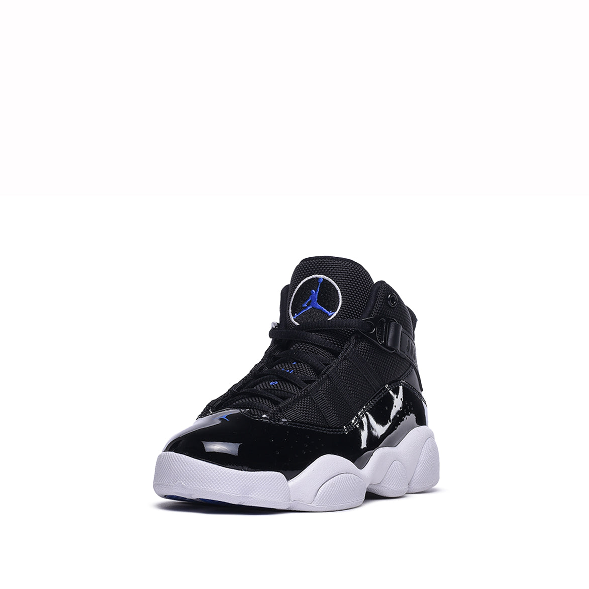 JORDAN 6 RINGS (PS) - BLACK / HYPER ROYAL / WHITE