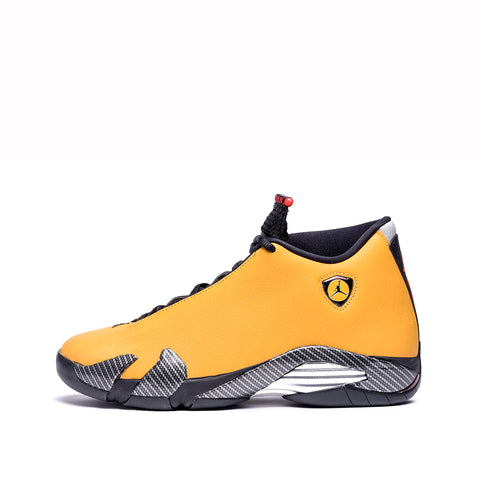 "AIR JORDAN 14 RETRO (GS) ""YELLOW FERRARI"""
