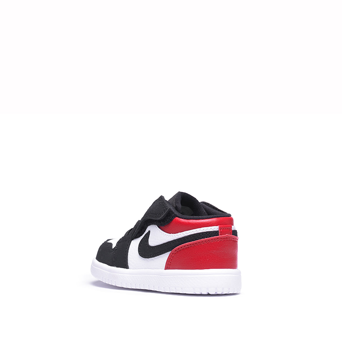 JORDAN 1 LOW ALT (TD) - WHITE / BLACK - GYM RED