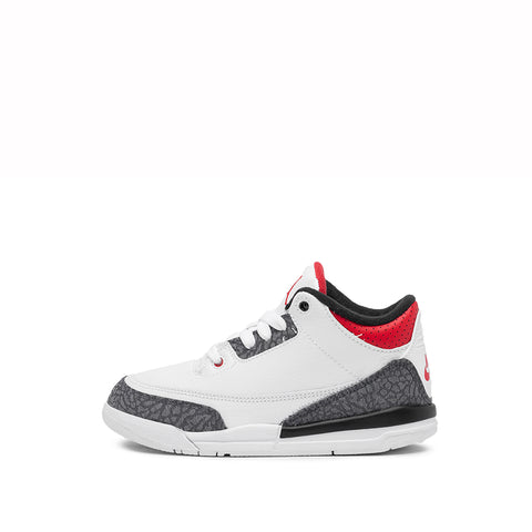 "AIR JORDAN 3 RETRO SE (PS) ""DENIM"""
