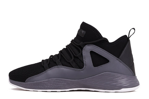 JORDAN FORMULA 23 - BLACK / DARK GREY