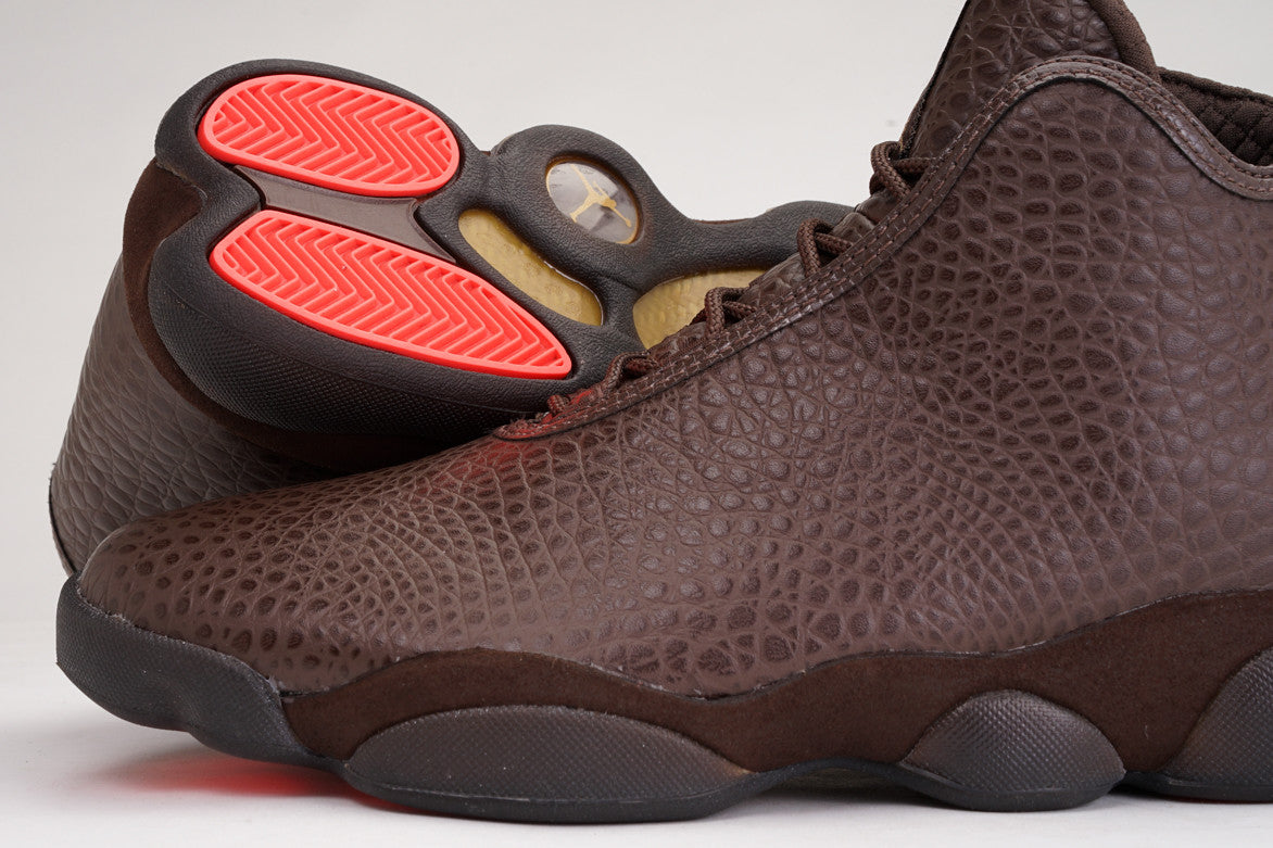 "JORDAN HORIZON - ""BROWN CROC"""