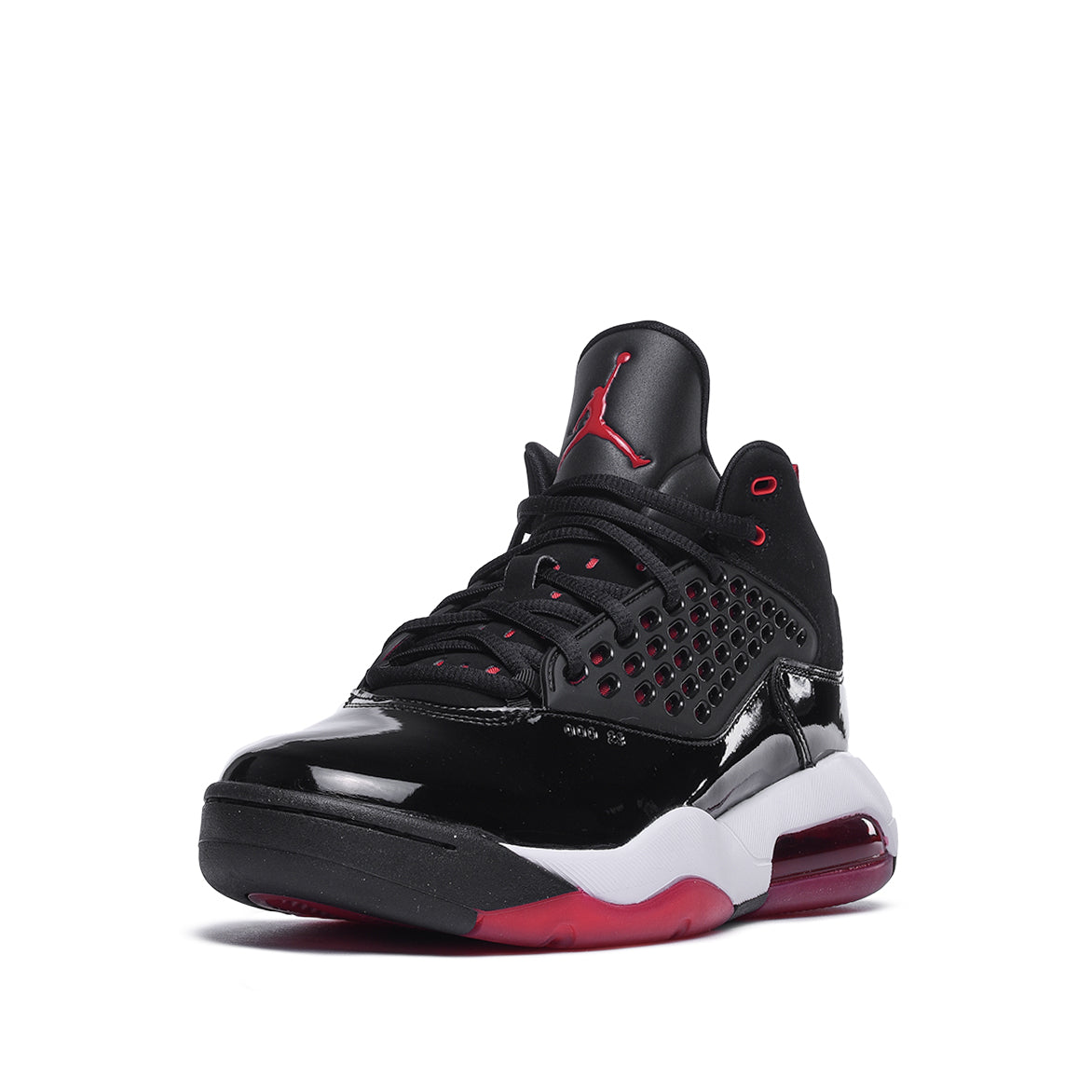 JORDAN MAXIN 200 - BLACK / WHITE / GYM RED