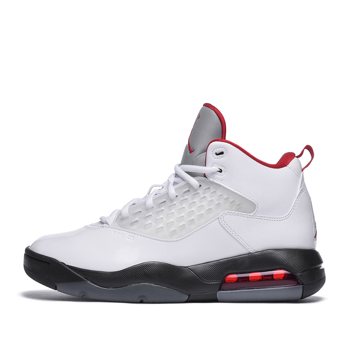 JORDAN MAXIN 200 - WHITE / GYM RED / BLACK