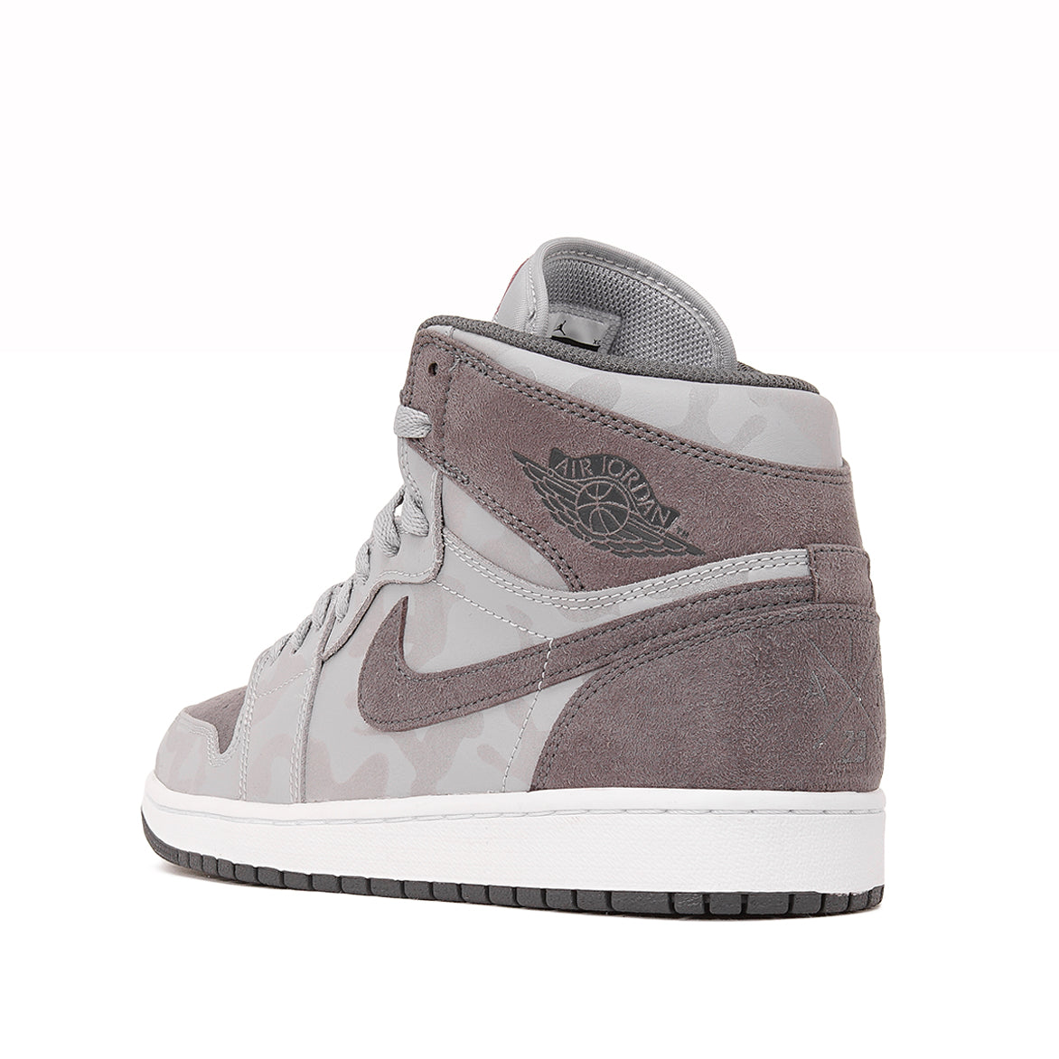 "AIR JORDAN 1 RETRO HIGH PREMIUM ""WOLF GREY CAMO"""