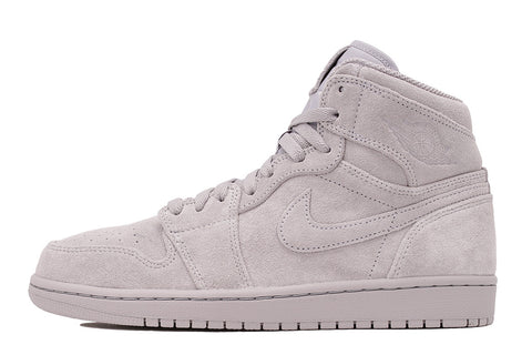 "AIR JORDAN 1 RETRO HIGH ""GREY SUEDE"""