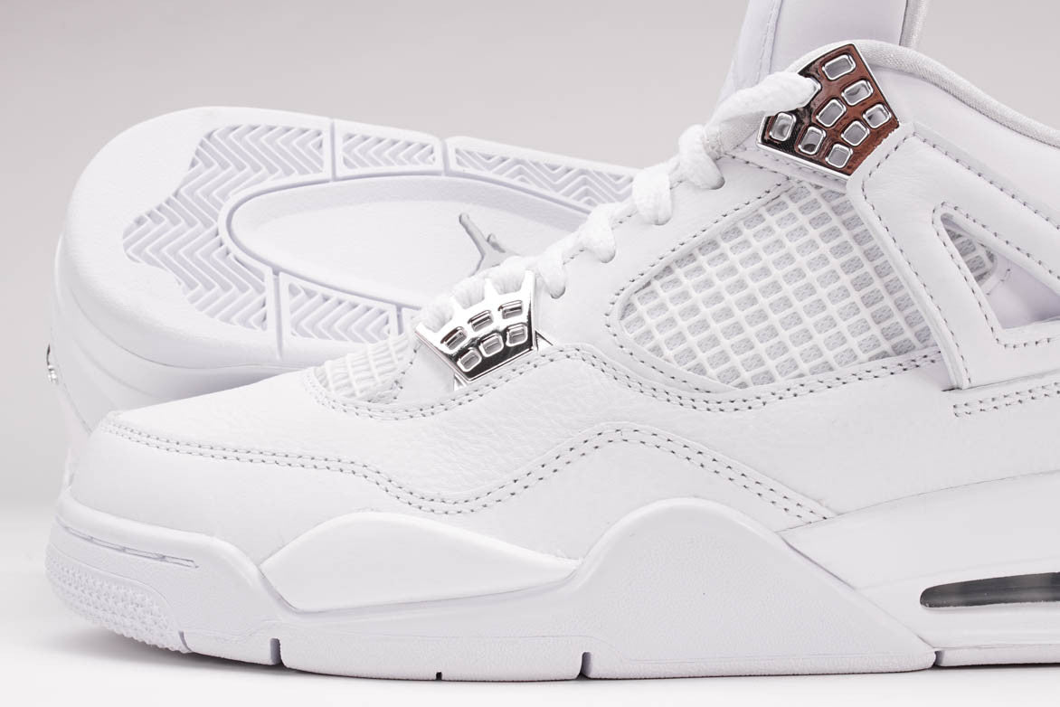 "AIR JORDAN 4 RETRO ""PURE MONEY"""