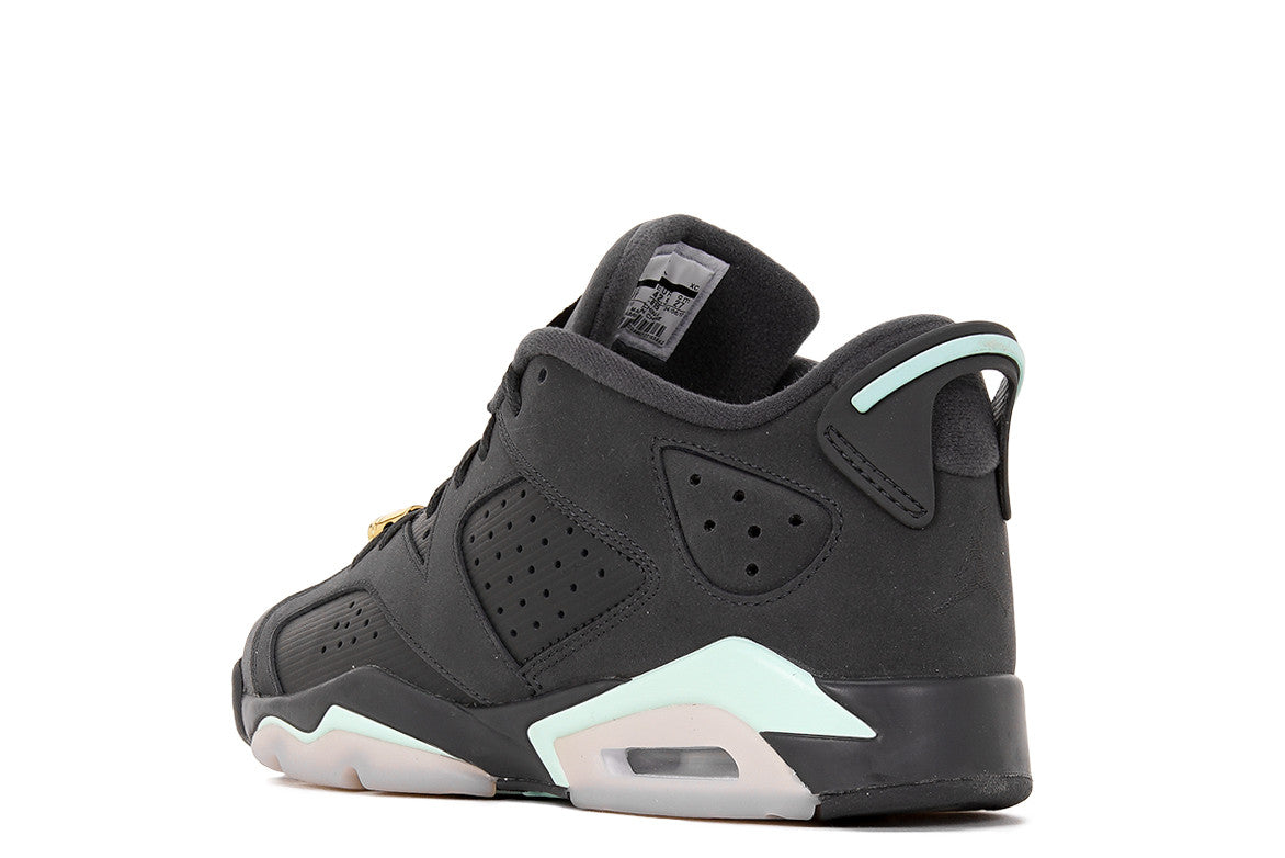 "AIR JORDAN 6 RETRO LOW (GS) ""MINT FOAM"""