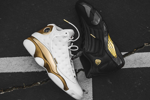 "AIR JORDAN 13/14 ""DEFINING MOMENTS PACK"" (GS)"