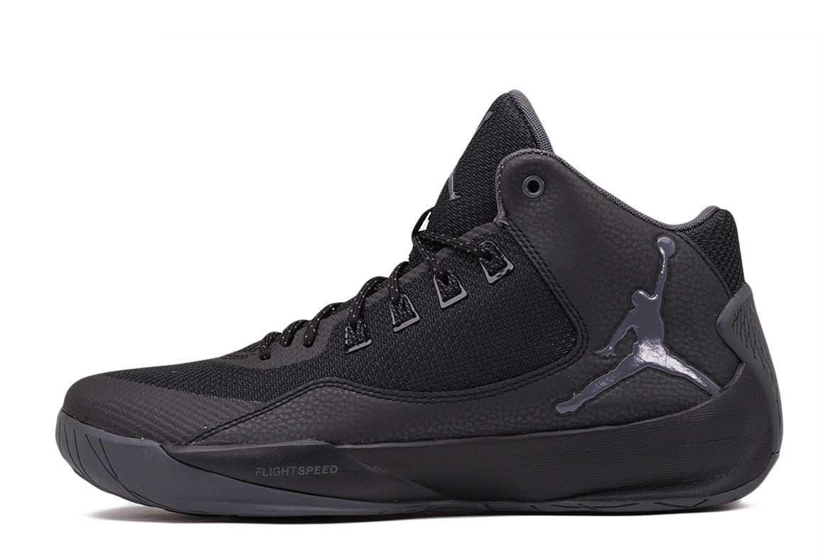 JORDAN RISING HIGH 2 - BLACK ...