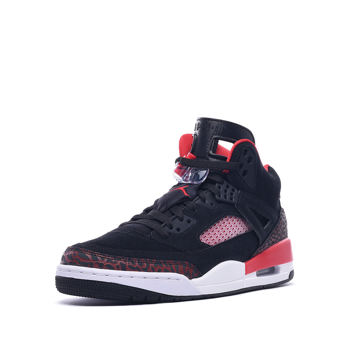 JORDAN SPIZIKE - BLACK / UNIVERSITY RED / WHITE