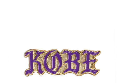 PABLO & FRIENDS KOBE PIN