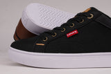 JEFFREY 501 CORE - BLACK / TAN