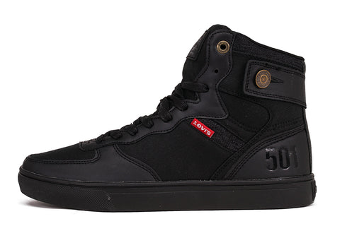 JEFFREY HI 501 - BLACK MONO