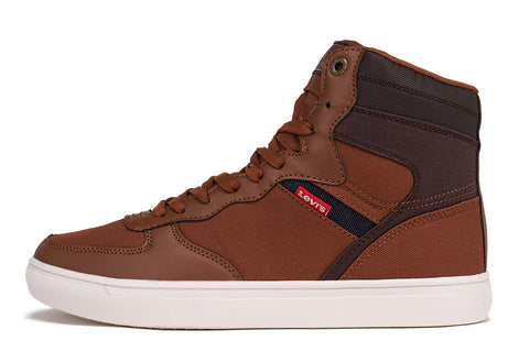 JEFFREY HI PIONEER - BRITISH TAN / BROWN