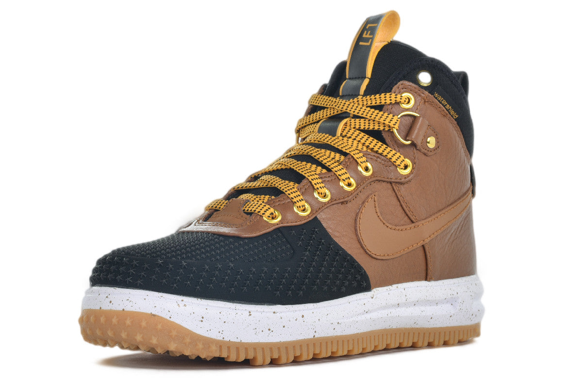 LUNAR FORCE 1 DUCKBOOT - BRITISH TAN