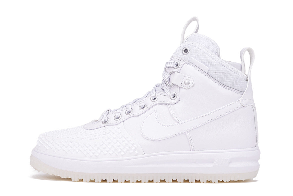 LUNAR FORCE 1 DUCKBOOT - WHITE