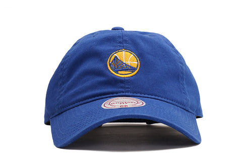 "GOLDEN STATE WARRIORS ""DAD HAT"" - ROYAL"